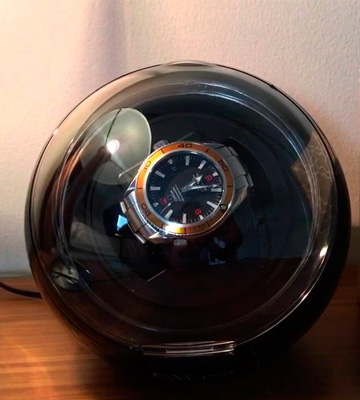 Review of Versa G077 Automatic Single Watch Winder