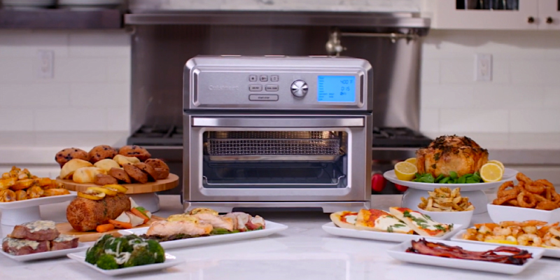 Review of Cuisinart TOA-60 Convection Toaster Oven with Air Fryer