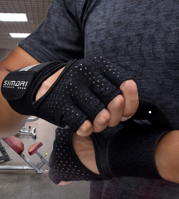 Review of SIMARI Workout Gloves for Women Men