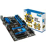MSI Z97 PC MATE ATX LGA-1150 Motherboard