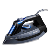 PurSteam World's Best Steamers Steam Iron Professional Grade 1700W for Clothes