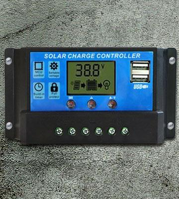Review of ALLPOWERS 20A Solar Charge Controller