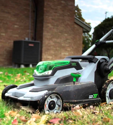 Review of EGO Power+ Cordless Lawn Mower