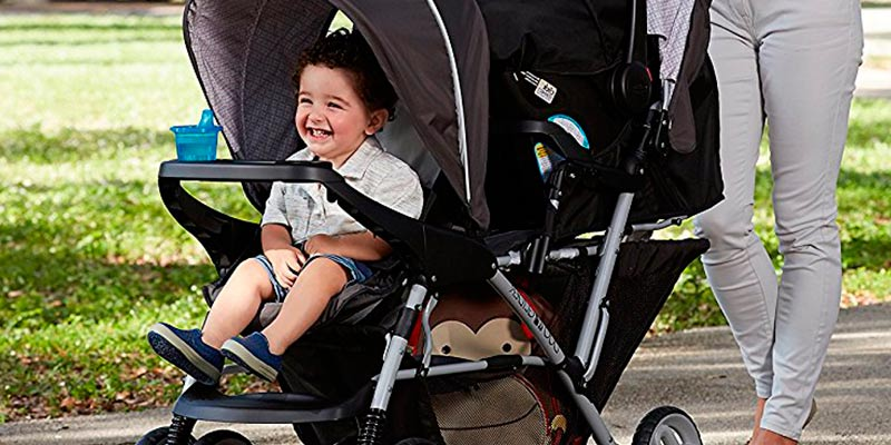 Graco DuoGlider Click Connect Stroller application