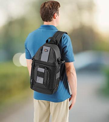 Review of Lowepro LP36172 Ergonomic
