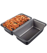 AmazonBasics Nonstick Carbon 78262 Steel Bread meatloaf Pan