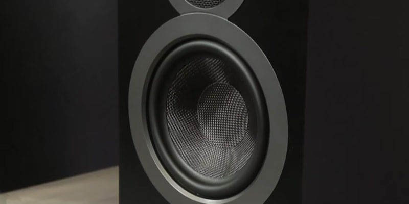 "Elac B6 Debut Series 6.5"" Bookshelf Speakers by Andrew Jones in the use"