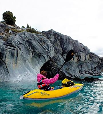 Review of Advanced Elements AE1020-Y Inflatable Kayak
