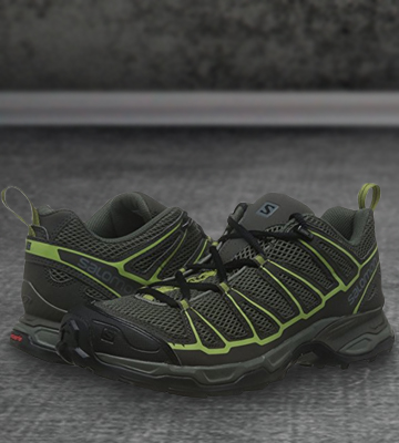 Review of Salomon 371663 X Ultra Prime Hiking Shoes