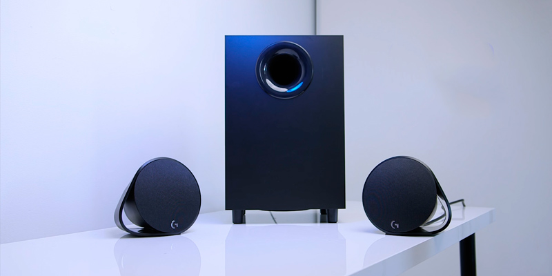 Review of Logitech G560 Lightsync PC Gaming Speakers
