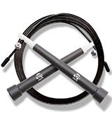 Plastic Crossfit Long Jump Rope with Adjustable 11 Foot Cable