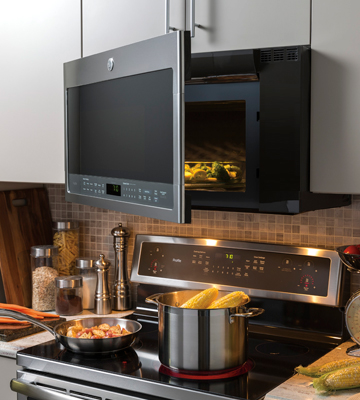 5 Best Over The Range Microwaves Reviews Of 2019