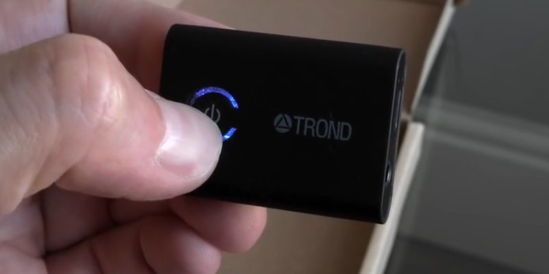 Review of TROND BT-DUO 2-in-1 Bluetooth V4.1 Transmitter Receiver/Wireless 3.5mm Audio Adapter