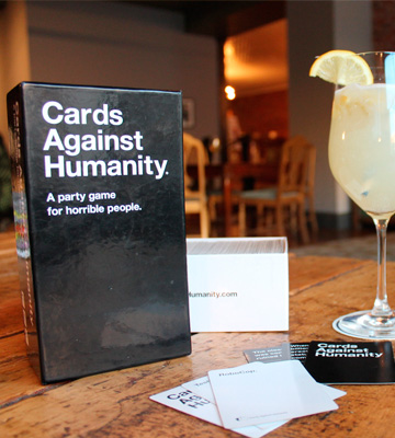 Review of Cards Against Humanity Party Game for Horrible People