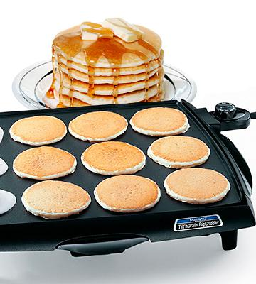 Review of Presto 07046 Cool-Touch Electric Griddle