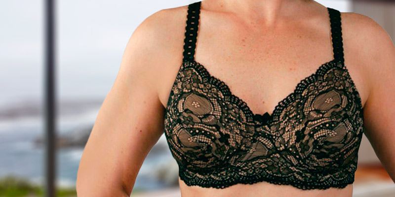 Review of Classique 779 Lace All Over Post Mastectomy Bra