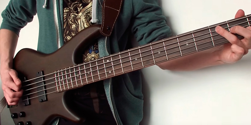 Review of Ibanez GSR205BWNF 5-String Electric Bass
