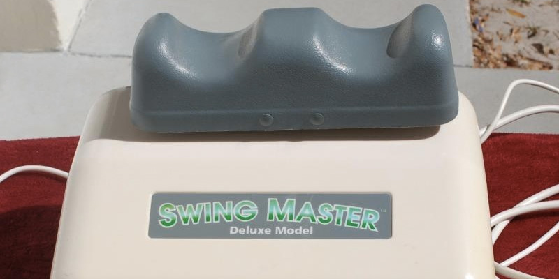 Detailed review of U.S. Jaclean USJ201 Swing Master Chi Machine