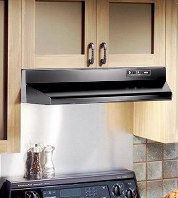 Review of Broan 403023 30 In Ducted Range Hood