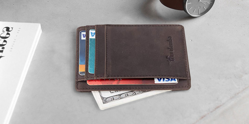 Review of Travelambo Minimalist Pocket Wallet