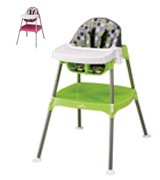 Evenflo Convertible High Chair