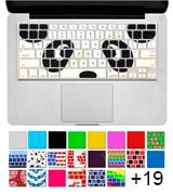 DHZ Silicone Ultra Thin Keyboard Cover for MacBook