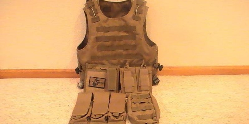 Detailed review of Dock Tactical Molle Airsoft Vest