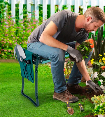 Review of Best Choice Products SKY2529 Garden Kneeler
