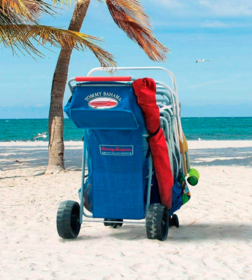 Review of Tommy Bahama 735645 All Terrain Beach Cart