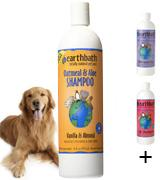 Earthbath All Natural Pet Shampoo with Conditioner
