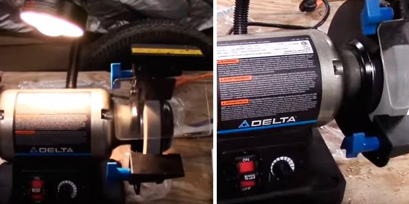 Review of Delta 23-197 Variable Speed