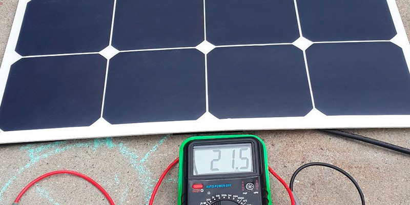 Detailed review of KINGSOLAR Semi Flexible Solar Panel