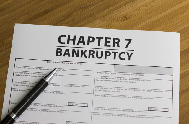 Best Bankruptcy Legal Forms for Debt Discharge