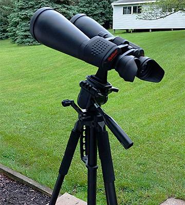 Review of Celestron 71008 SkyMaster 25x70 Binoculars