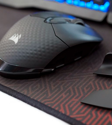 Review of Corsair Dark Core RGB Wireless Gaming Mouse