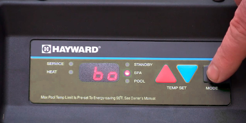 Review of Hayward H150FDN Universal H-Series Pool and Spa Heater