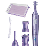 Schick Perfect Finish 8-in-1 Grooming Kit