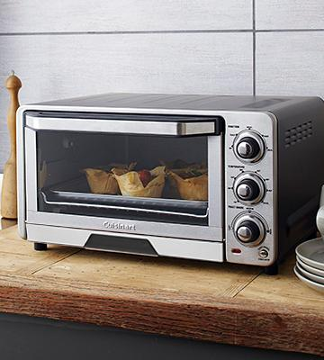 Review of Cuisinart TOB-40 Custom Classic Toaster Oven