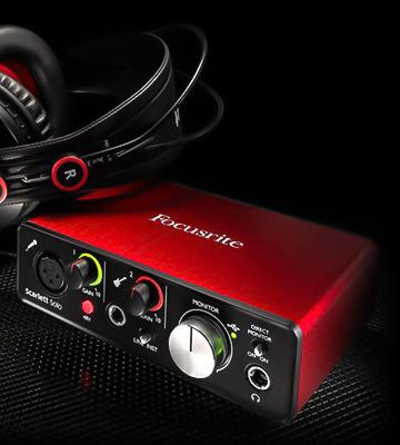 Review of Focusrite Scarlett Solo Audio Interface with Pro Tools