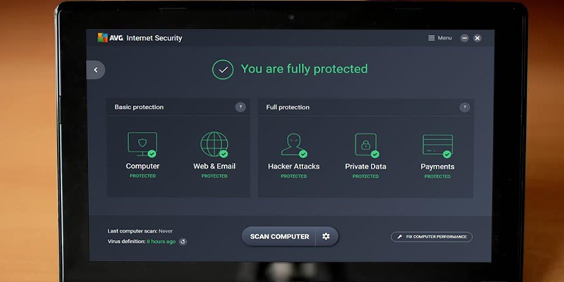 Review of AVG Internet Security Unlimited