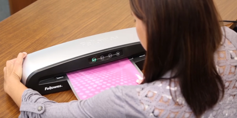 Review of Fellowes Saturn3i Laminator Machine
