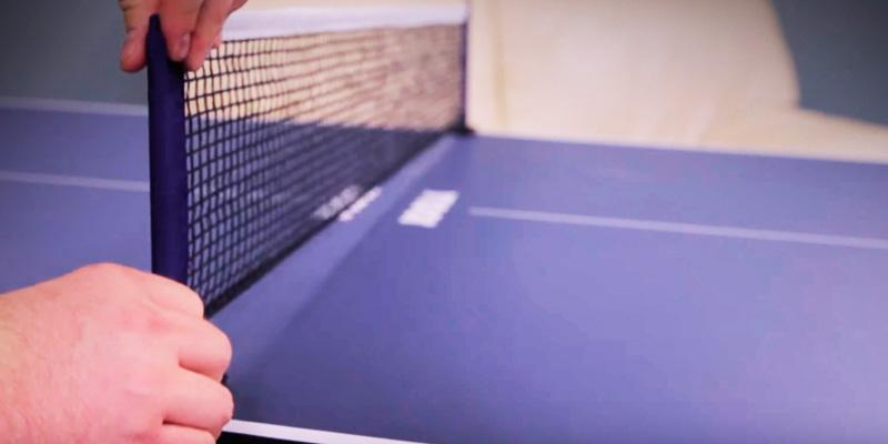 Detailed review of JOOLA Midsize Table Tennis Table