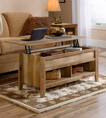 Review of Sauder 420011 Coffee Table