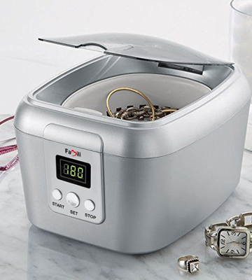 Review of FAMILI FM8000WW Ultrasonic Polishing Jewelry Cleaner