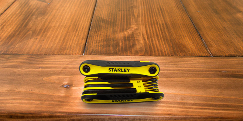 Review of Stanley STHT71839 Folding Hex Keys (17-piece, Inch/Metric)