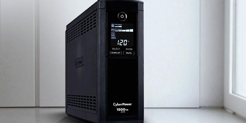 Review of Cyberpower CP1500AVR Intelligent LCD UPS Mini-Tower