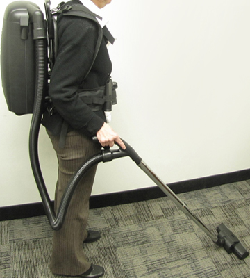 Review of Atrix VACBP1 HEPA Backpack Vacuum Cleaner