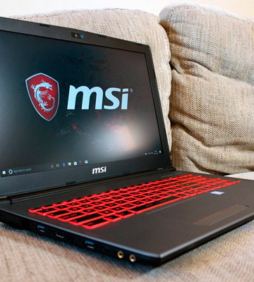 Review of MSI GV62 8RD-200 15.6 Full HD Gaming Laptop (Intel i5-8300H, 8GB RAM, 16GB Intel Optane Memory + 1TB HDD, GTX 1050Ti)