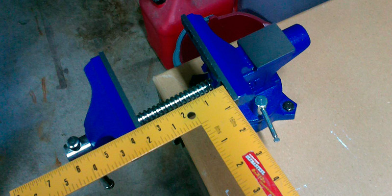 Yost Tools LV-4 Home Vise application
