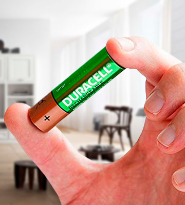 Review of Duracell AAA-Rechx4 Rechargeable Batteries